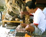 mas village, bali, balinese, wood, carving, sculptors, bali wood carving