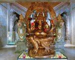 ganesha, statue, mas village, bali, balinese, wood, carving, sculptors, bali wood carving
