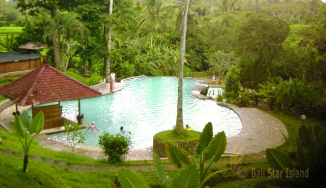 Penatahan Hot Spring | Tabanan Bali Tourist Destinations