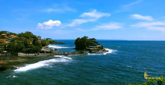 Tanah Lot Temple | Bali Hindu Temple on Rock