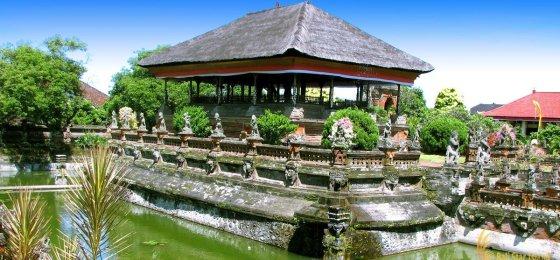 Kerta Gosa Klungkung Bali Royal Court Heritage