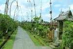magnificent view, penglipuran village, bali, ancient village, bali ancient village, penglipuran village bali, tourist destinations, bali tourist destinations