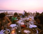 jimbaran, bali, restaurants, seafood, grill, dinner, dine, jimbaran restaurant, seafood dinner, places for dine, bali places for dine, jimbaran sunset dinner