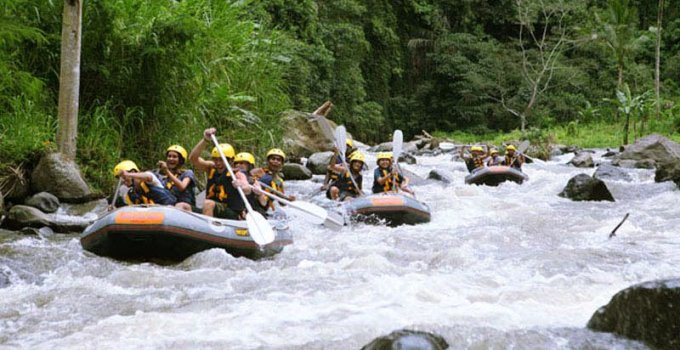 Ayung River Ubud – Bali Adventure Tours Rafting