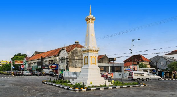 Yogyakarta City – Java Island Indonesia | Tourist Destination