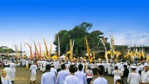 Melasti Ceremony Bali Biggest Purification Rituals