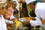 hair cutting, rituals, balinese, bali, three months, ceremony, bali three month baby, balinese three month baby ceremony