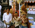 praying, after ceremony, balinese, bali, tooth filing, ceremony, rituals, balinese tooth filling, tooth filling ceremony