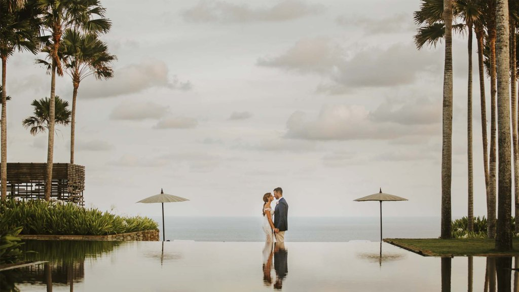 Wedding in Alila Villa Uluwatu