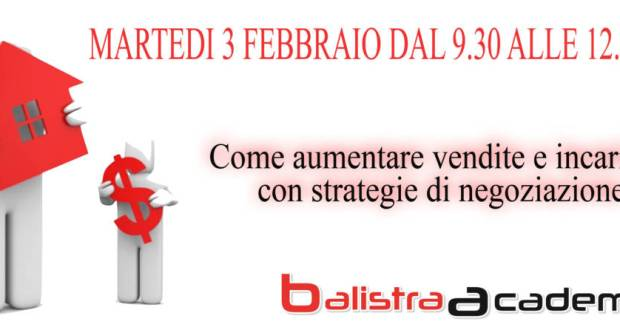 corso 3 febbraio 2015 Balistra academy