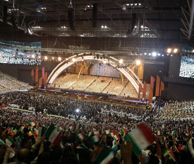 Two Million Strong On July 27 During The 100th Anniversary Of Iglesia Ni Cristo At The