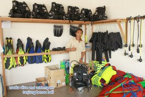 bali diving course