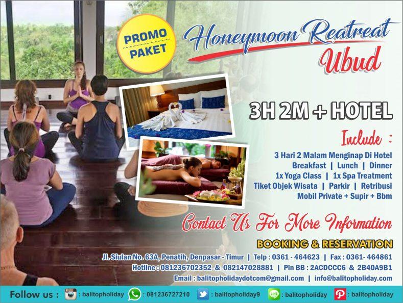 paket-honeymoon-bali-yoga-retreat