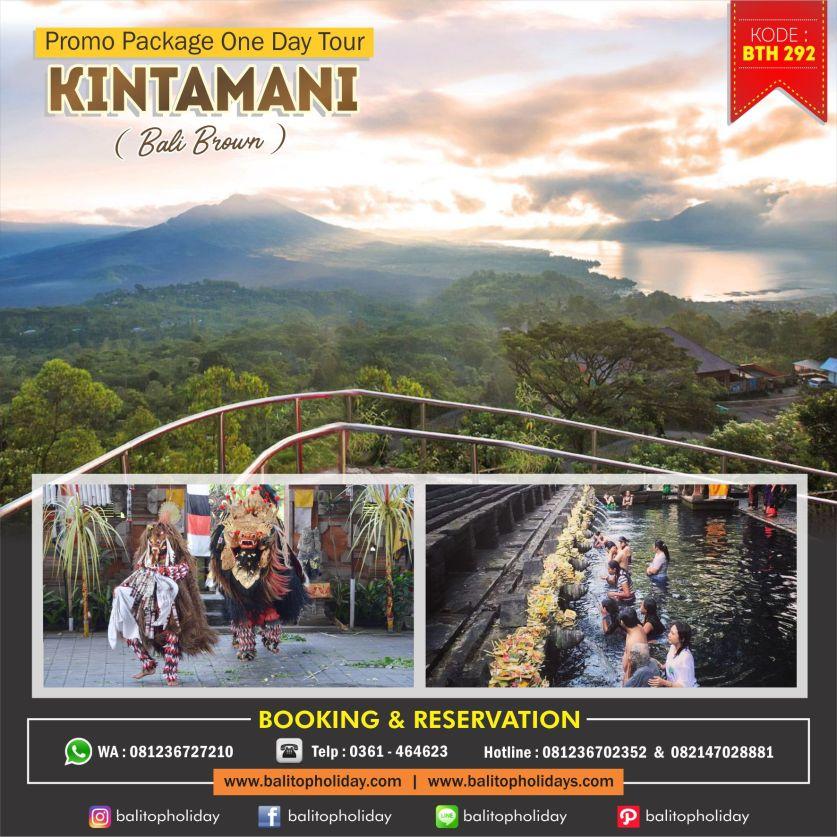 Tour Kintamani