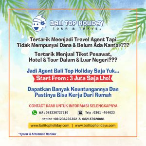 Mencari Rekananan Travel Agent