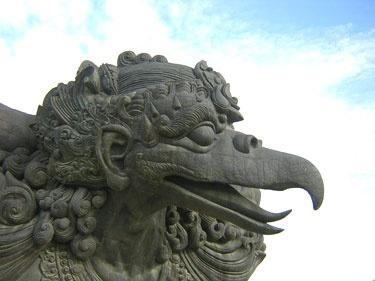 GWK - Kepala burung