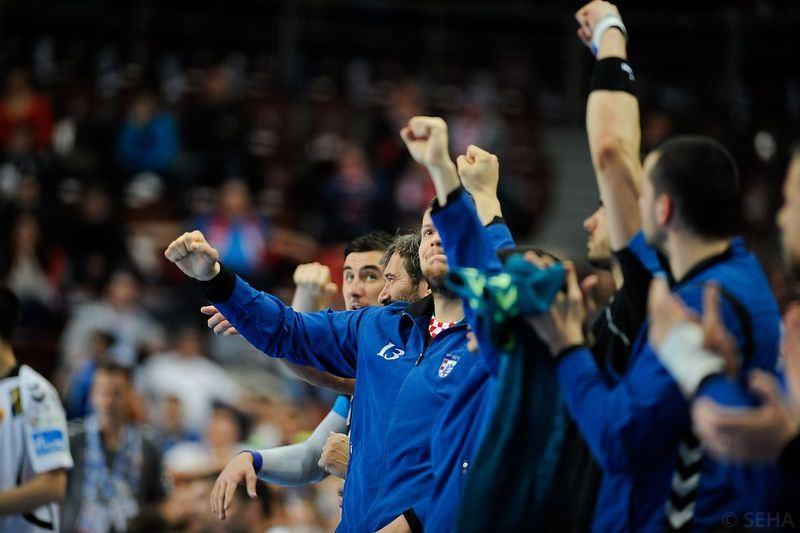 SEHA Final Four - Bronze medal game - RK Vardar - PPD Zagreb