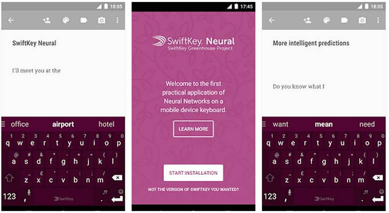 swiftkey-neural SwiftKey ima tipkovnicu koja prije vas zna što želite napisati!?