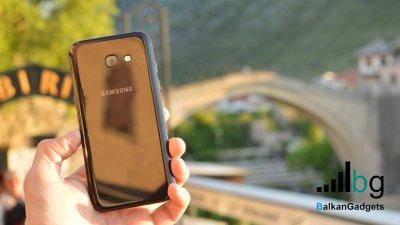 Samsung Galaxy A5 (2017) recenzija
