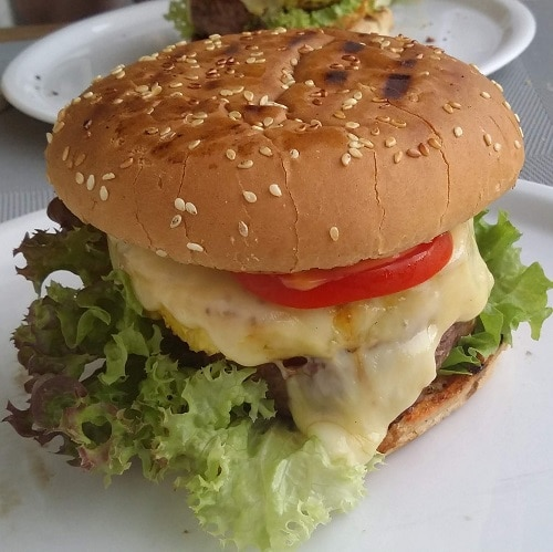 Hawaii Burger