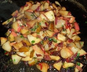 Apfel Birnen Chutney