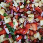 Ananas Paprika Salsa
