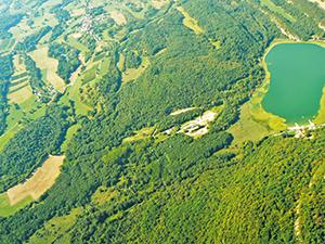 Le lac de Barterand ballad et vous