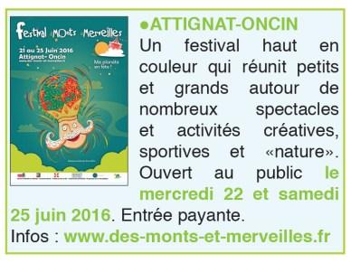 Festival Attignat