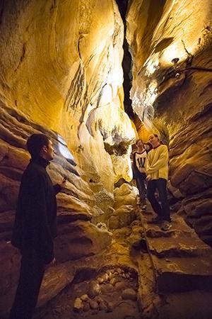 St christophe les grottes ballad et vous