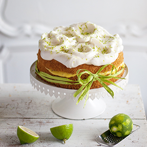 lemon cake meringue © Marie Chioca ballad et vous