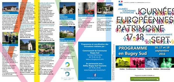 Journées Européennes du Patrimoine-1