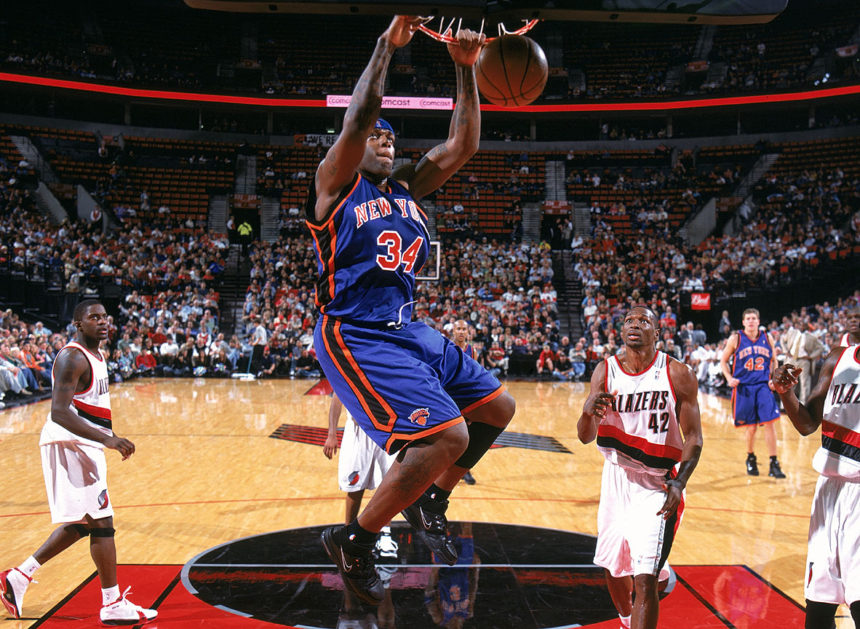 Eddy Curry Ball and One