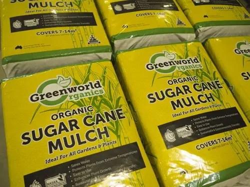 Organic Sugar Cane Mulch product image