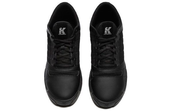 Kujo Footwear - Mens - Black and Black
