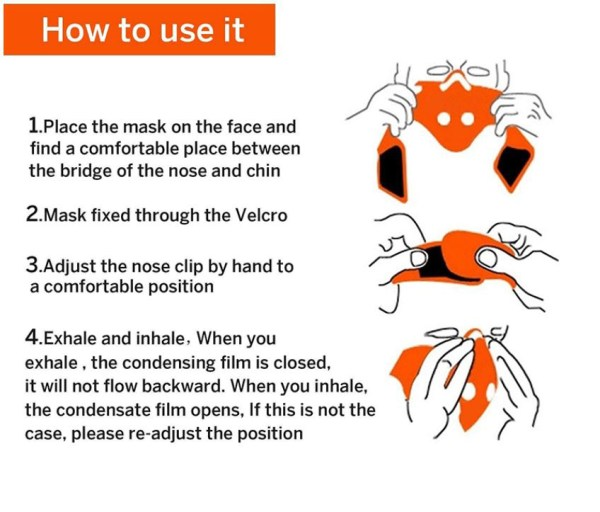 ProMask - How to use it
