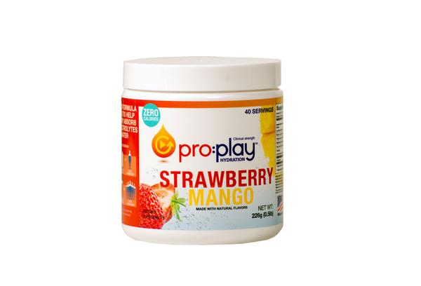 ProPlay Tub - Strawberry Mango