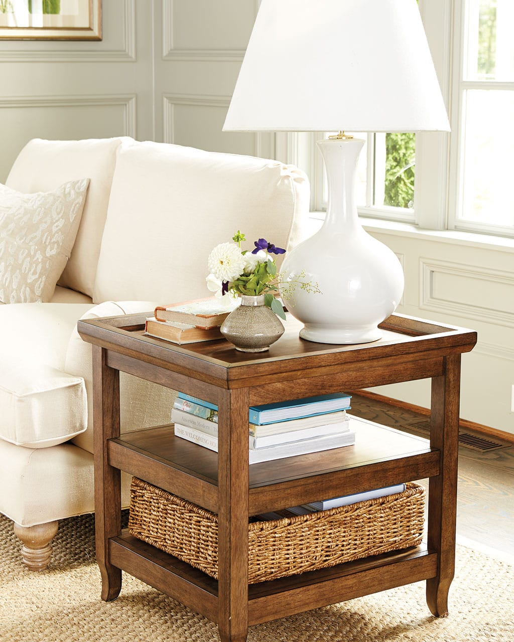 how to pick a side table how to decorate