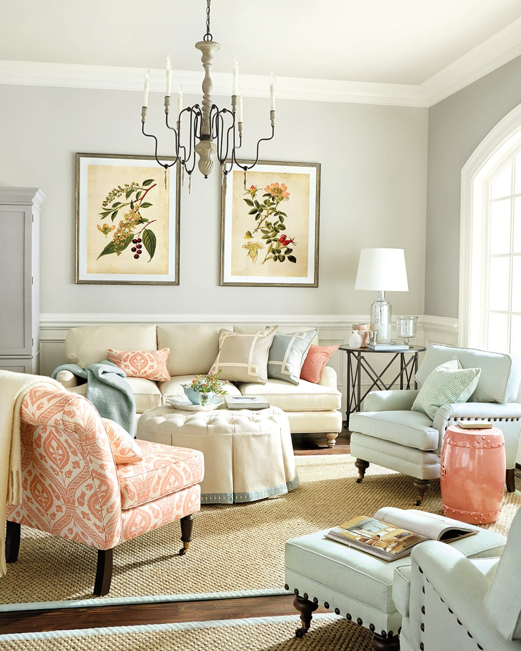 10 living rooms without coffee tables
