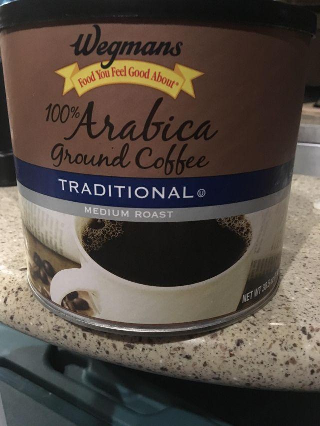 wegmans coffee