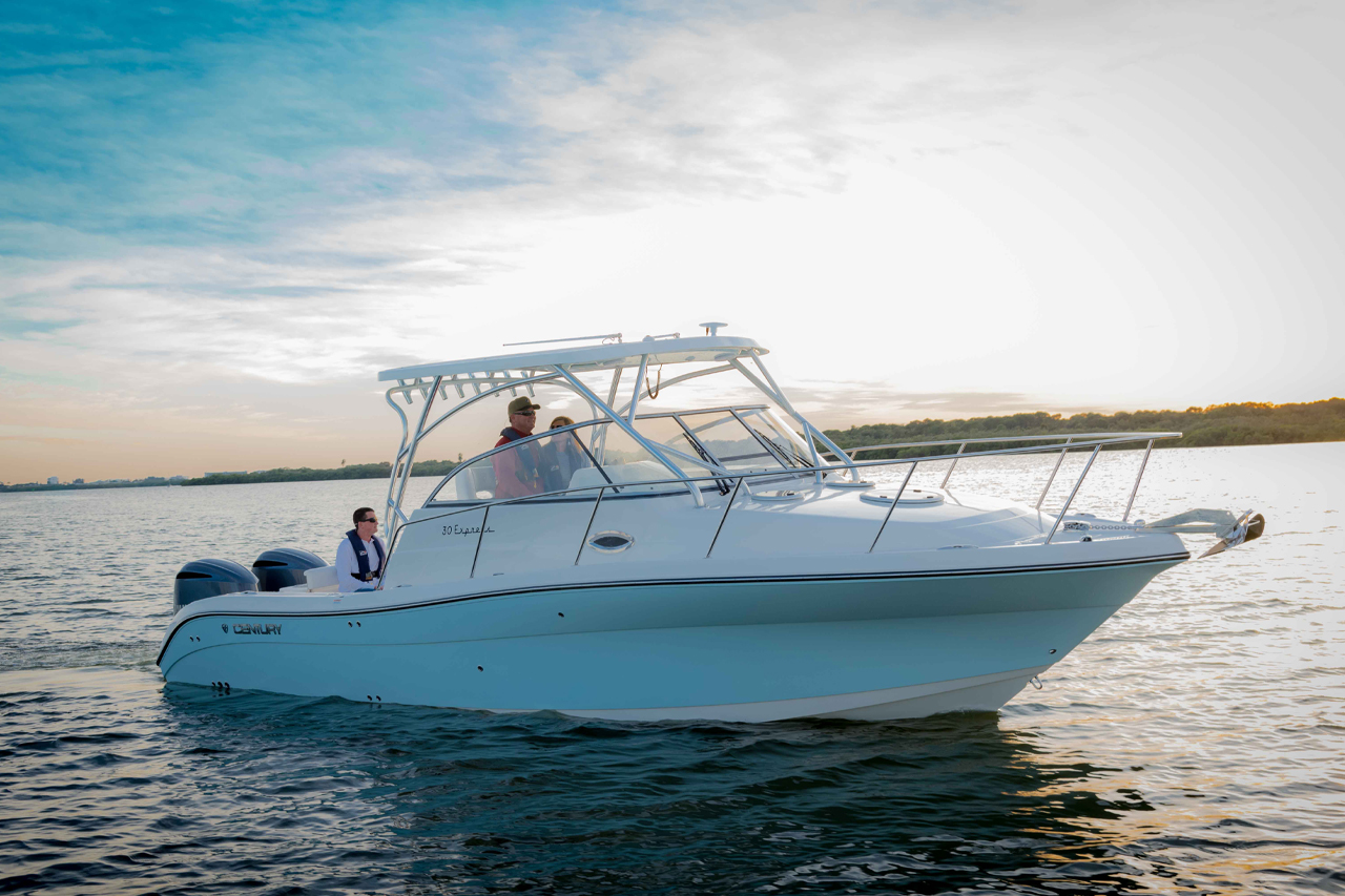 Used Century Boats For Sale In San Diego Ballast Point