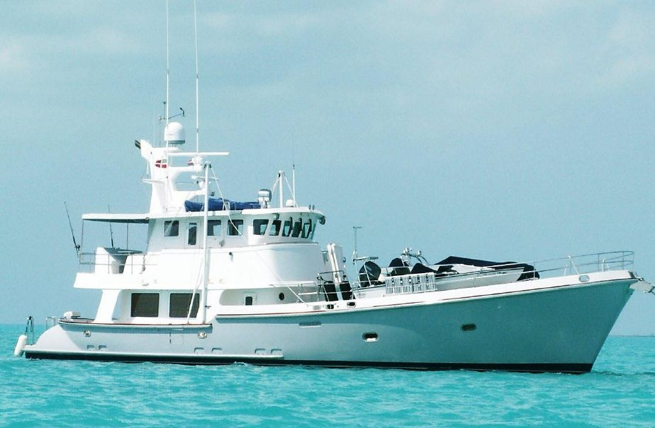 Nordhavn Yachts For Sale Nordhavn Boats Ballast Point Yachts