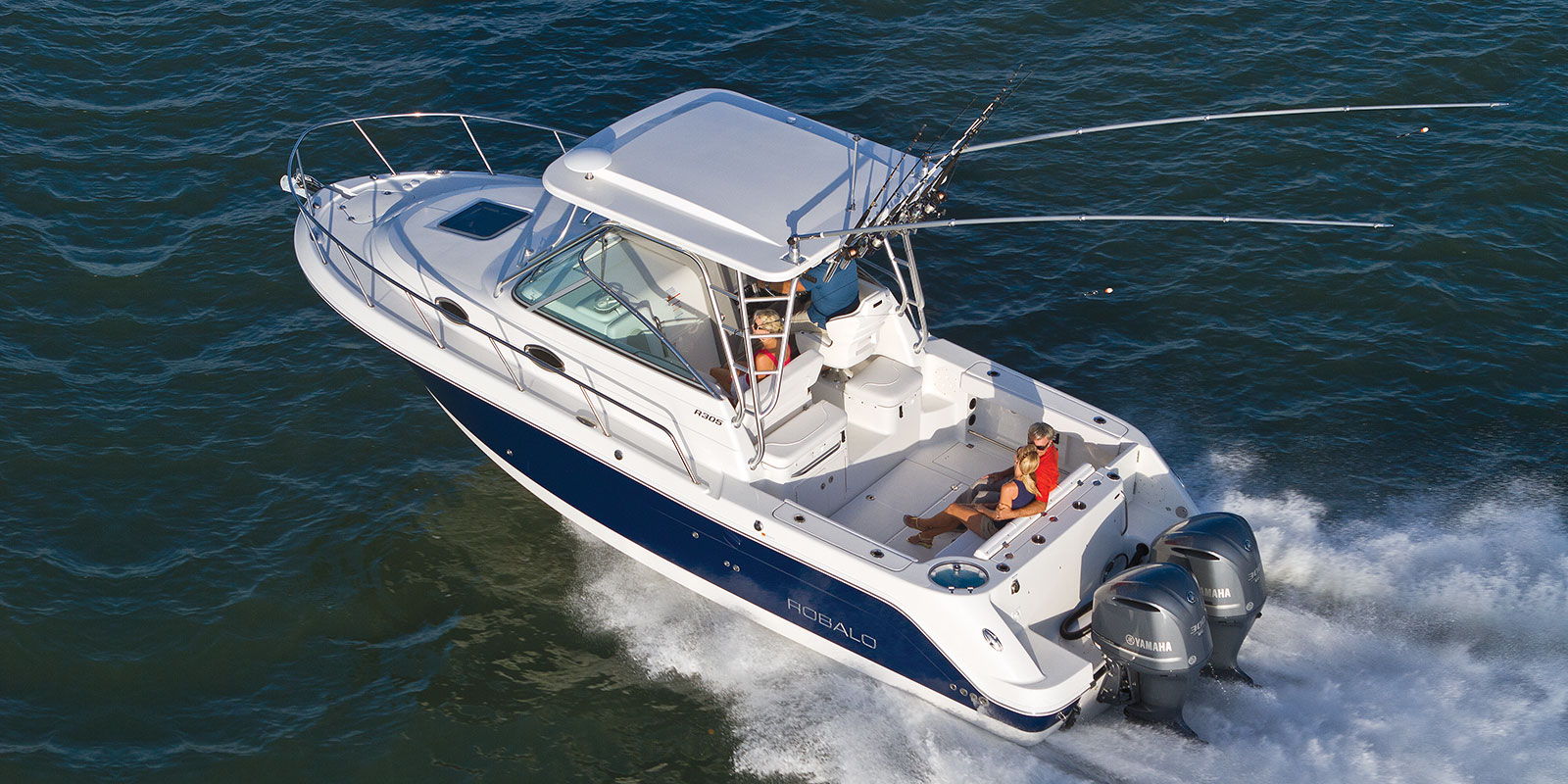 Robalo Boats For Sale In San Diego Ballast Point Yachts