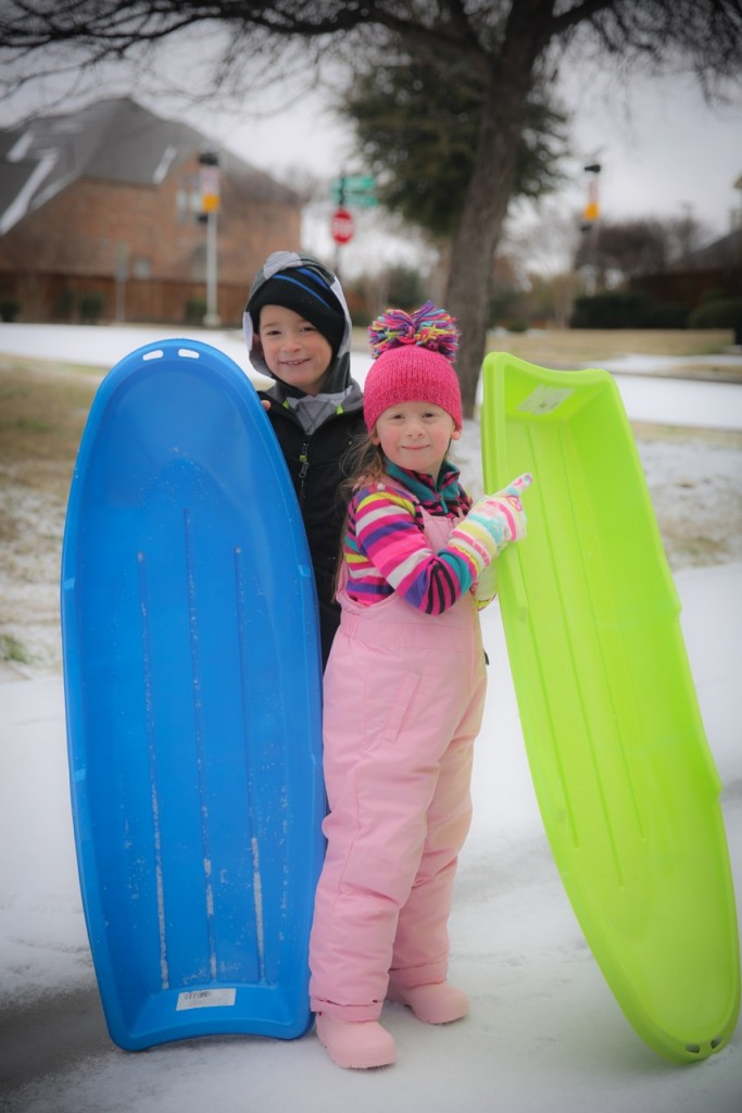 Snow Pictures with the Canon 5D Mark III