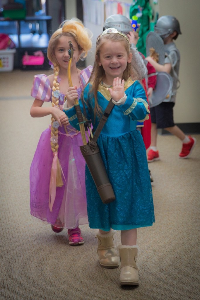 Fairy Tale Day Parade at Suncreek with my Canon 5D-Mark III