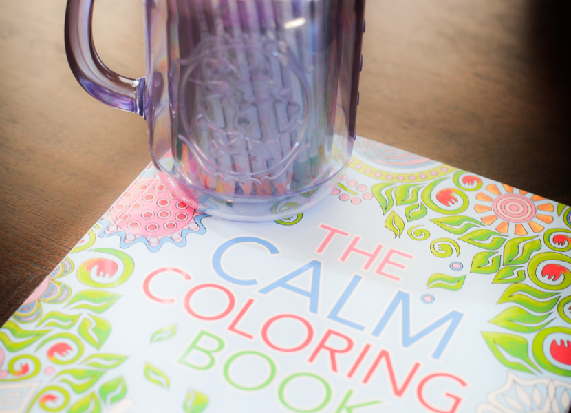 The Calm Coloring Book – My Favorite New Hobby
