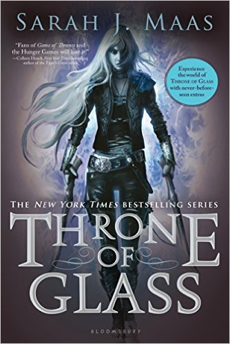 Throne of Glass Review: A Book by Sarah J. Mass