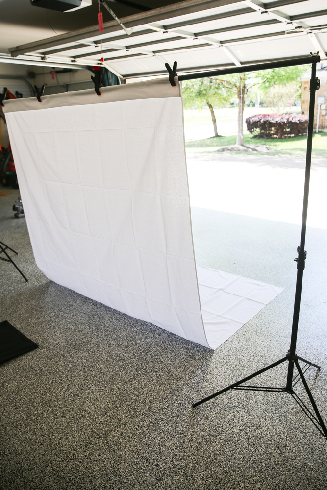 LimoStudio Photo Studio Background Backdrop Support System