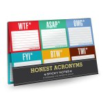 Honest Acronyms - what a genius idea!