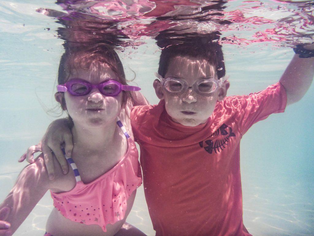 Panasonic Lumix Waterproof Camera