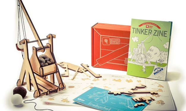 Tinker Crates…A Toy for the Young Scientist in Your House!